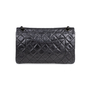 Authentic Pre Owned Chanel So Black Reissue 2.55 (PSS-424-00107) - Thumbnail 2