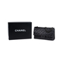 Authentic Pre Owned Chanel So Black Reissue 2.55 (PSS-424-00107) - Thumbnail 7