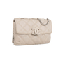 Authentic Pre Owned Chanel Quilted Stitched Clutch Bag (PSS-424-00108) - Thumbnail 1