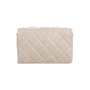Authentic Second Hand Chanel Quilted Stitched Clutch Bag (PSS-424-00108) - Thumbnail 2