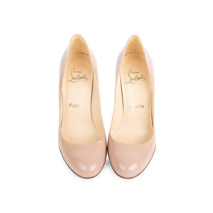 Authentic Second Hand Christian Louboutin Simple 100 Pumps (PSS-556-00016)