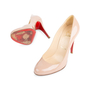Authentic Second Hand Christian Louboutin Simple 100 Pumps (PSS-556-00016) - Thumbnail 4