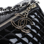 Authentic Pre Owned Chanel Patent Quilted Gala Clutch (PSS-575-00034) - Thumbnail 4