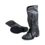 Authentic Second Hand Chanel Knee High Boots (PSS-575-00035) - Thumbnail 4