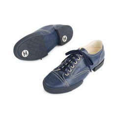Chanel coated canvas oxfords 2?1542094347