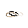 Authentic Pre Owned Chanel Three-Set Bangles (PSS-575-00043) - Thumbnail 1