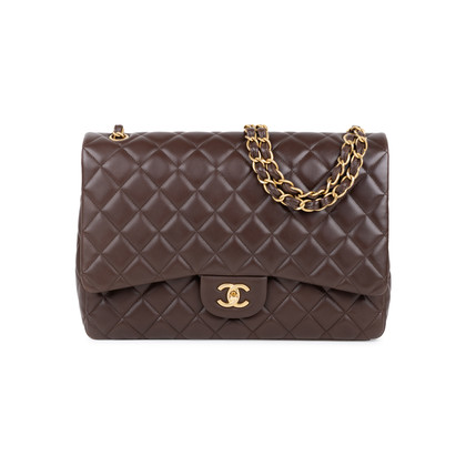 Authentic Pre Owned Chanel Classic Maxi Flap Bag (PSS-575-00045)