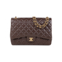 Authentic Pre Owned Chanel Classic Maxi Flap Bag (PSS-575-00045) - Thumbnail 0