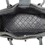 Authentic Pre Owned Chanel Python Cerf Tote (PSS-575-00046) - Thumbnail 4