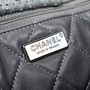 Authentic Pre Owned Chanel Python Cerf Tote (PSS-575-00046) - Thumbnail 5