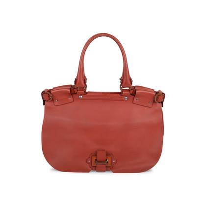 Authentic Second Hand Salvatore Ferragamo Leather tote bag (PSS-582-00001)