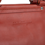 Authentic Second Hand Salvatore Ferragamo Leather tote bag (PSS-582-00001) - Thumbnail 4