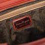Authentic Second Hand Salvatore Ferragamo Leather tote bag (PSS-582-00001) - Thumbnail 7