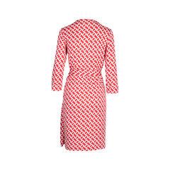 Diane von furstenberg new julian two wrap dress red 2?1542175698
