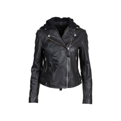 Authentic Pre Owned Mackage Yoana Leather Jacket (PSS-424-00110)