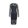 Authentic Second Hand Ganni Flynn Lace Dress (PSS-424-00111) - Thumbnail 0
