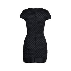 Chanel quilted glitter dress 2?1542176268