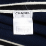 Authentic Second Hand Chanel Knit Wrapped Cardigan (PSS-575-00022) - Thumbnail 2