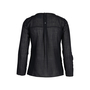 Authentic Second Hand Chanel Pleated Long Sleeved Blouse (PSS-575-00012) - Thumbnail 1