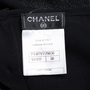 Authentic Second Hand Chanel Pleated Long Sleeved Blouse (PSS-575-00012) - Thumbnail 2
