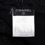 Authentic Second Hand Chanel Ribbed Knit Sleeveless Top (PSS-575-00021) - Thumbnail 2