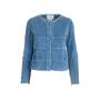 Authentic Pre Owned Chanel Velvet Jacket (PSS-575-00024) - Thumbnail 0