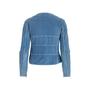 Authentic Pre Owned Chanel Velvet Jacket (PSS-575-00024) - Thumbnail 1