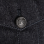 Authentic Pre Owned Chanel Denim Jacket (PSS-575-00030) - Thumbnail 3