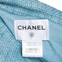 Authentic Pre Owned Chanel Cropped Tweed Jacket (PSS-575-00031) - Thumbnail 2