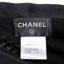 Authentic Second Hand Chanel Silk Collar Crochet Cardigan (PSS-575-00011) - Thumbnail 3