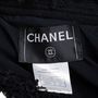 Authentic Pre Owned Chanel Ruffled Lace Trim Jacket (PSS-575-00028) - Thumbnail 2