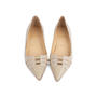 Authentic Second Hand Christian Louboutin Front Double Flats (PSS-566-00089) - Thumbnail 0