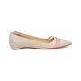 Authentic Second Hand Christian Louboutin Front Double Flats (PSS-566-00089) - Thumbnail 1
