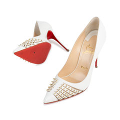 Christian louboutin bareta 100 pumps 2?1542265354