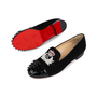 Authentic Second Hand Christian Louboutin Intern Flats (PSS-566-00111) - Thumbnail 1