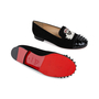 Authentic Second Hand Christian Louboutin Intern Flats (PSS-566-00111) - Thumbnail 2