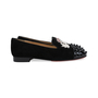 Authentic Second Hand Christian Louboutin Intern Flats (PSS-566-00111) - Thumbnail 4