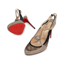 Authentic Second Hand Christian Louboutin Oolala 100 Pumps (PSS-566-00112) - Thumbnail 4