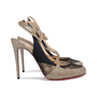 Authentic Second Hand Christian Louboutin Oolala 100 Pumps (PSS-566-00112) - Thumbnail 1