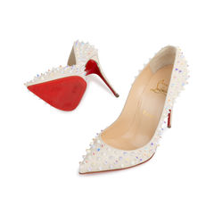 Christian louboutin follies spikes 100 pumps 2?1542266485