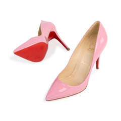 Christian louboutin baby pink pigalle 100 pumps 2?1542266400