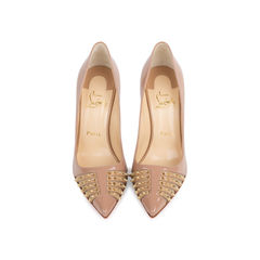 Bareta 100 Patent Pumps