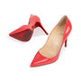 Authentic Second Hand Christian Louboutin Framboisine Pigalle 100 Pumps (PSS-566-00113) - Thumbnail 1