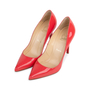Authentic Second Hand Christian Louboutin Framboisine Pigalle 100 Pumps (PSS-566-00113) - Thumbnail 3