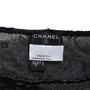 Authentic Second Hand Chanel Tiered Mesh Tank Top (PSS-575-00008) - Thumbnail 2