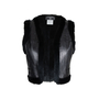 Authentic Pre Owned Chanel Rabbit Fur Cropped Vest (PSS-575-00010) - Thumbnail 0