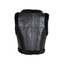 Authentic Pre Owned Chanel Rabbit Fur Cropped Vest (PSS-575-00010) - Thumbnail 1