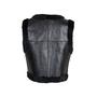 Authentic Second Hand Chanel Rabbit Fur Cropped Vest (PSS-575-00010) - Thumbnail 1