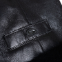 Authentic Pre Owned Chanel Rabbit Fur Cropped Vest (PSS-575-00010) - Thumbnail 2
