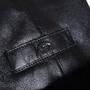 Authentic Second Hand Chanel Rabbit Fur Cropped Vest (PSS-575-00010) - Thumbnail 2